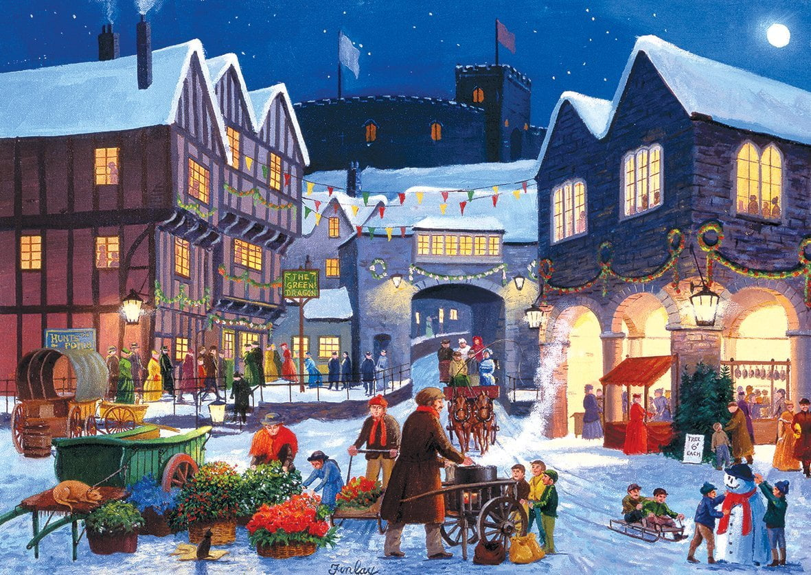 christmas free jigsaw puzzles online