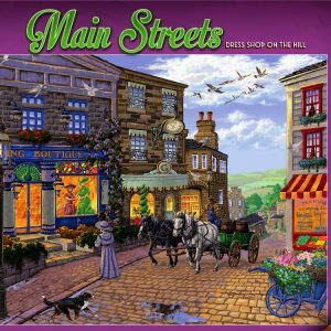Dress Shop on the Hill 1000 PC Jigsaw Puzzle