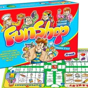 Fun Shop Board Game