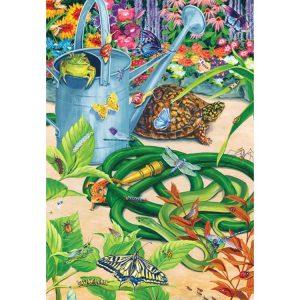 Garden Hustle 300+ LGE PC Jigsaw Puzzle