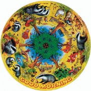 Good Morning 500 PC Jigsaw Puzzle
