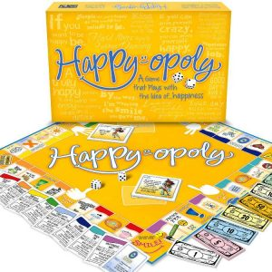 Happy Opoly Board Game