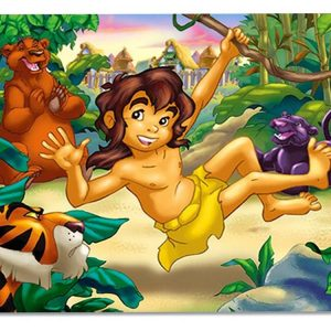 Jungle Book 24 PC Jigsaw Puzzle