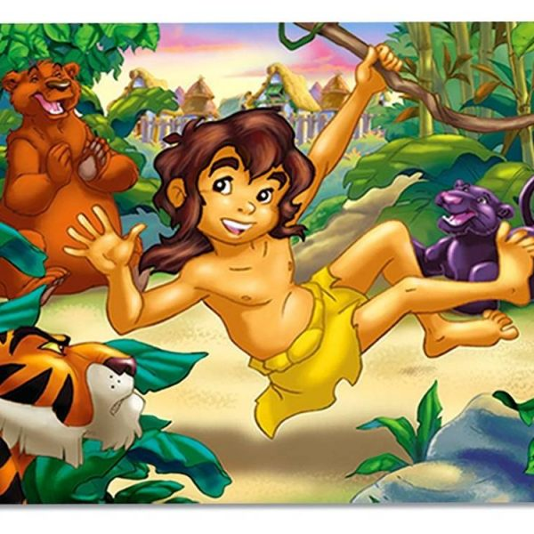 Jungle Book 24 PC Jigsaw Puzzle
