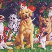 Mans Best Friend 1000 PC Jigsaw Puzzle