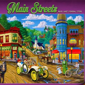 Mary Jane's General Store 1000 PC Jigsaw Puzzle