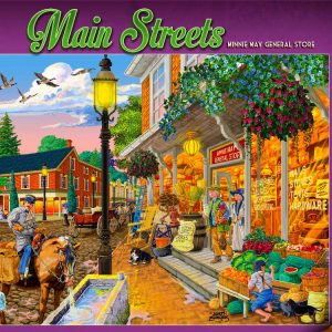 Minnie May General Store 1000 PC Jigsaw Puzzle
