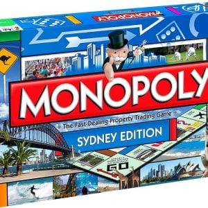 Monopoly Sydney Edition Board Game