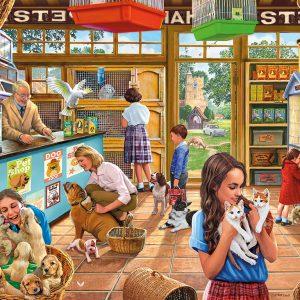 New Friends 1000 PC Jigsaw Puzzle