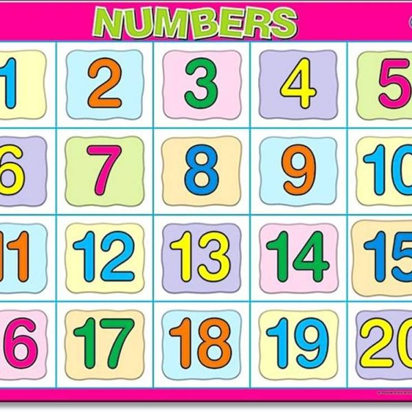 Numbers Tray Jigsaw Puzzle
