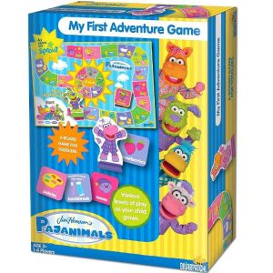 Pajanimals My First Adventure Board Game