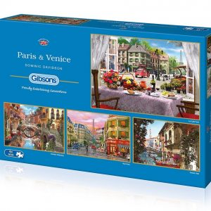 Multi Pack Jigsaw Puzzles