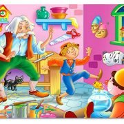 Pinocchio 24 PC Jigsaw Puzzle