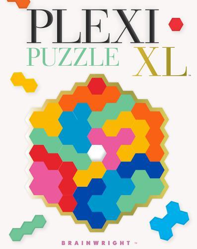 Plexi XL Puzzle White 1