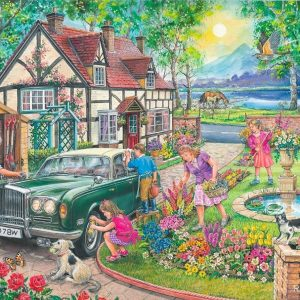 Pride & Joy 1000 PC Jigsaw Puzzle