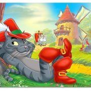 Puss in Boots 24 PC Jigsaw Puzzle