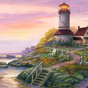 Smooth Sailing 1000 PC Jigsaw Puzzle