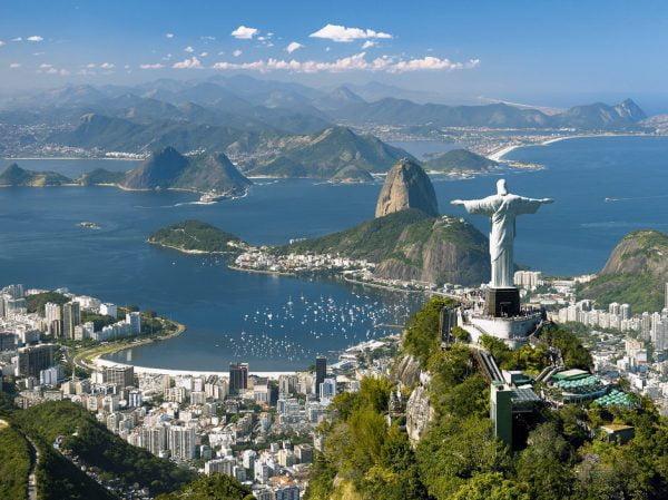 Stunning Rio 1500 PC Jigsaw Puzzle