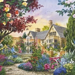Summer Romance 1000 PC Jigsaw Puzzle