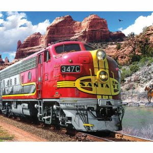 Super Chief 1000 PC Jigsaw Puzzle