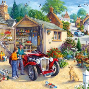 Tender Loving Care 1000 PC Jigsaw Puzzle