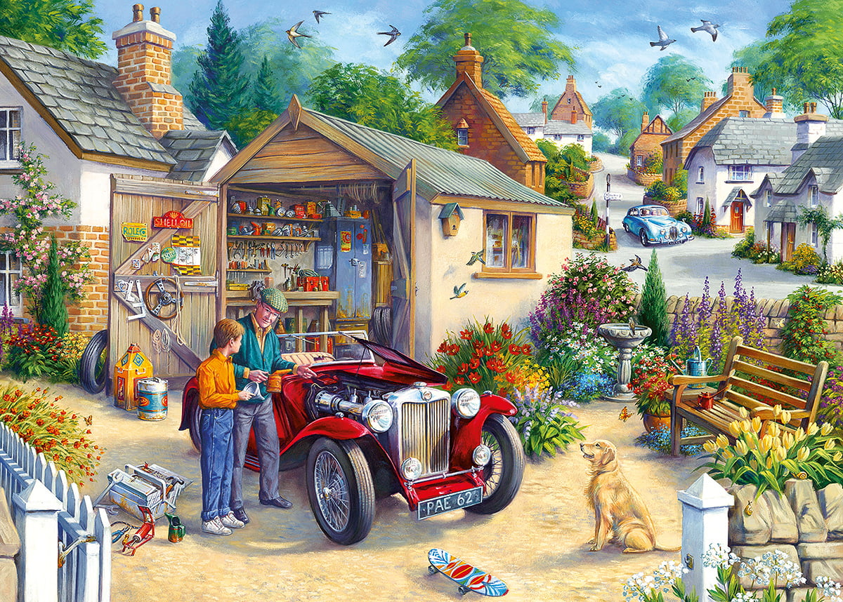 Tender Loving Care 1000 Piece By Gibsons