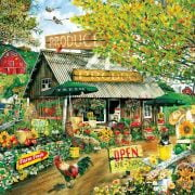 The Produce stand 1000+ LGE PC Jigsaw Puzzle