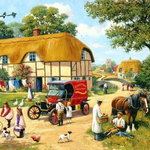 The Village Baker 1000 PC Jigsaw Puzzle