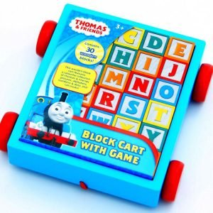 Thomas & Friends Block Cart with Game