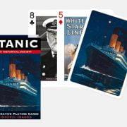 Titanic Playing Cards