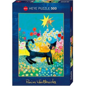 Wachtmeister Sea Blossom 500 PC Jigsaw Puzzle