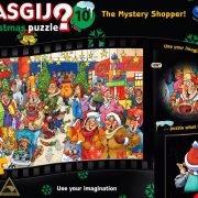 Wasgij Xmas 10 The Mystery Shopper