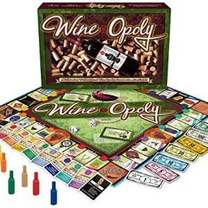 Wine Opoly Board Game