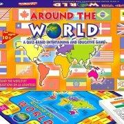 around-the-world-board-game