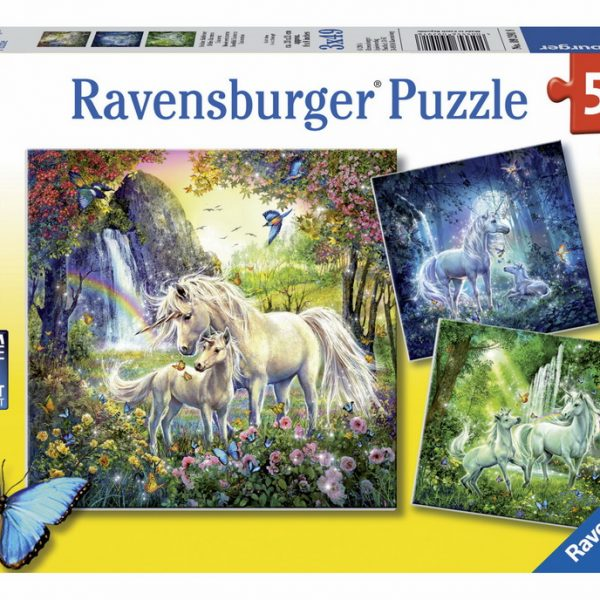 beautiful-unicorns-3-x-49-pc-jigsaw-puzzle
