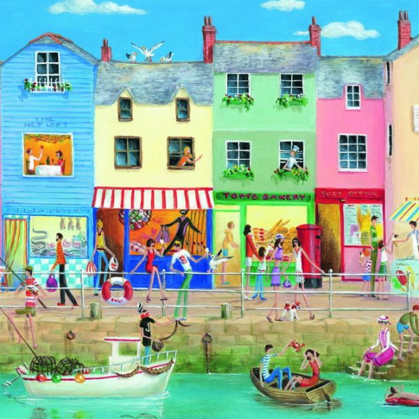 By the Sea 300 LGE PC Jigsaw Puzzle