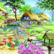 Country Living 500 LGE PC Jigsaw Puzzle