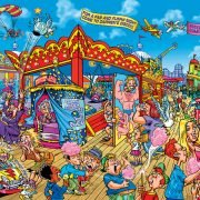 End of the Pier Show 620 PC Jigsaw Puzzle