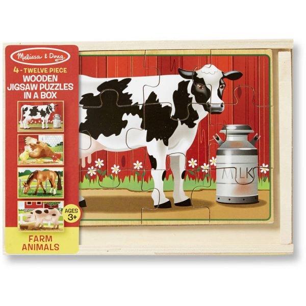 farm-animals-4-x-12-pc-wooden-jigsaw-puzzle