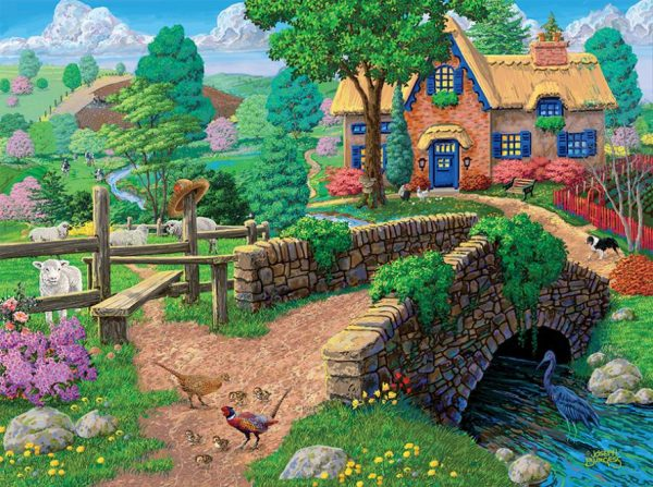 fence-steps-cottage-1000-pc-jigsaw-puzzle