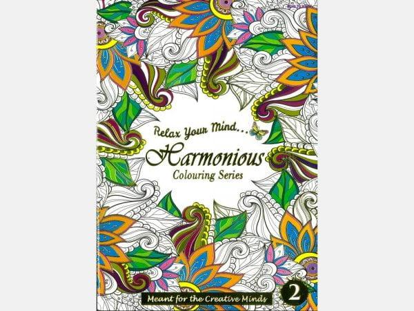 Harmonious Colouring Book 2