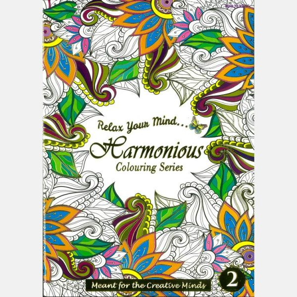 Harmonious Colouring Book 2