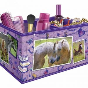 Horses Girly Girl 216 PC Jigsaw Puzzle