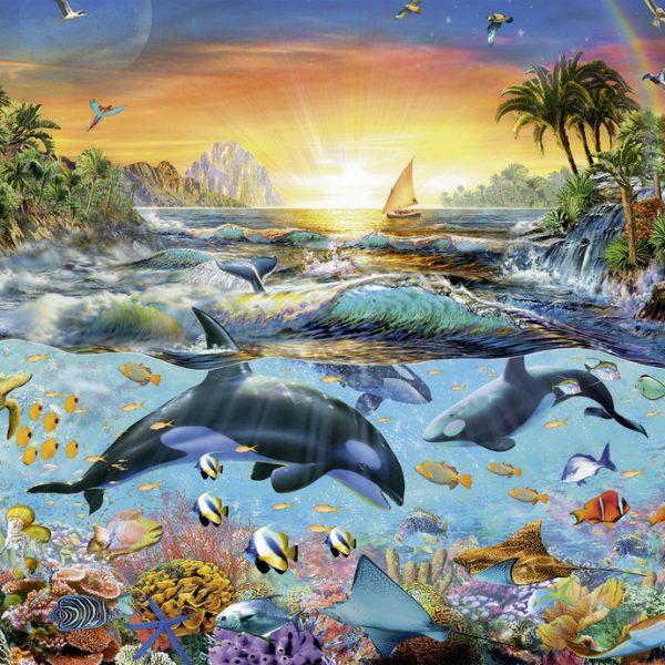 orca-paradise-200-pc-jigsaw-puzzle-