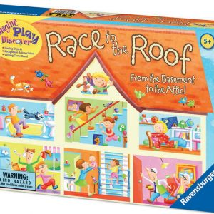 Race to the Roof Board Game