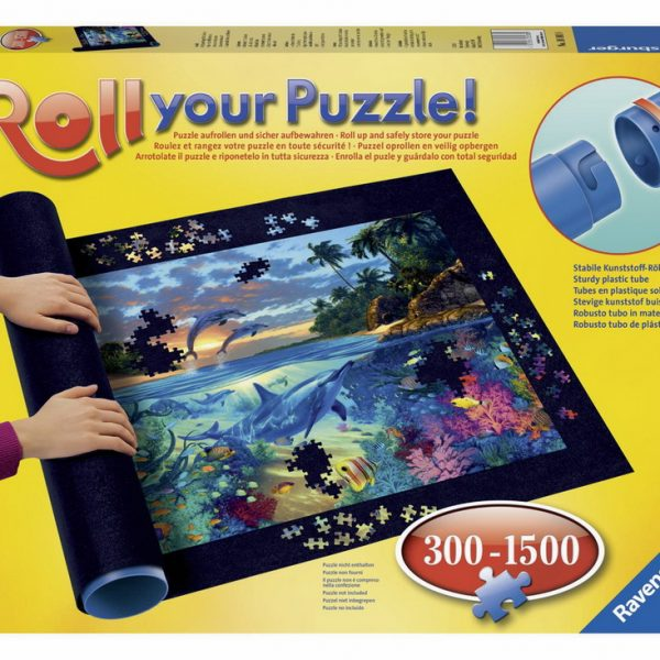 Roll Your Puzzle 300 – 1500 PC