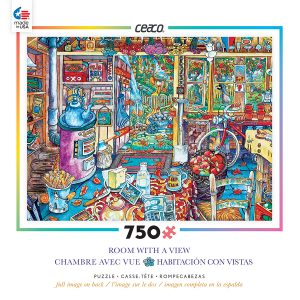 Room with a View 750 PC Jigsaw Puzzle