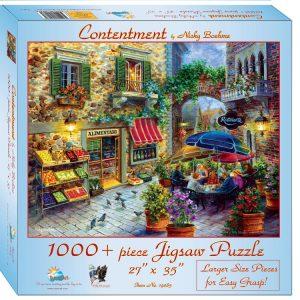 Contentment 1000XL Piece Jigsaw Puzzle - Sunsout