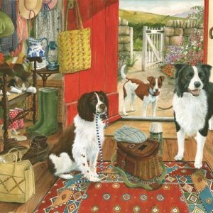 Walkies 1000 PC Jigsaw Puzzle
