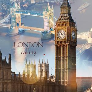 London At Dawn 1000 PC Jigsaw Puzzle